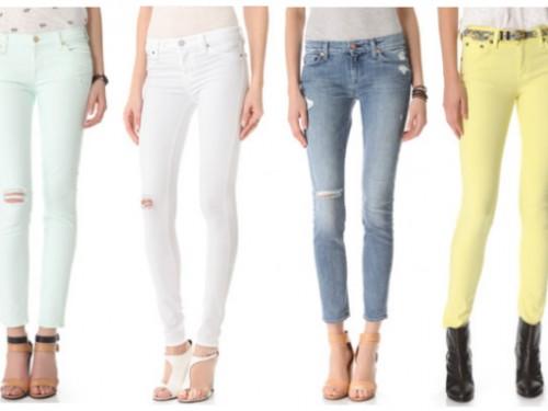 Jeans stretti, possono danneggiare circolazione e nervi