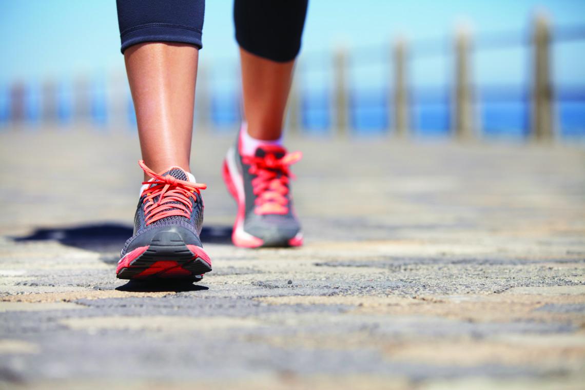 Camminare è la migliore medicina per il cuore