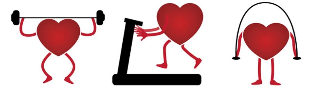 """Una vita sana può prevenire un secondo infarto. """"Dieta e esercizio"""""""
