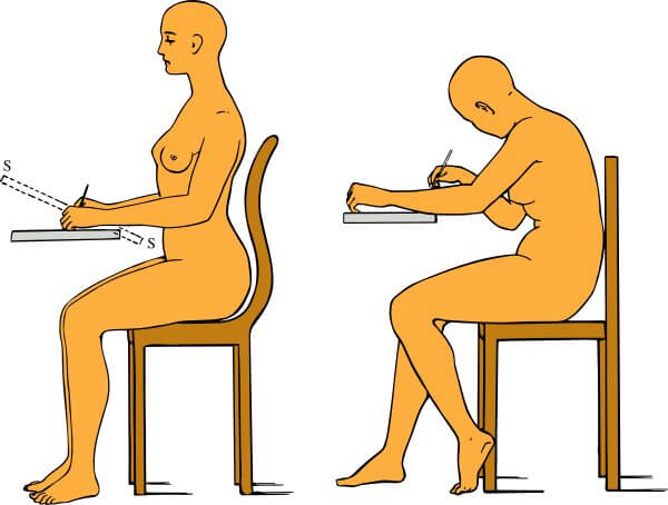 Gli esercizi di stretching da fare in ufficio per la schiena e per la postura