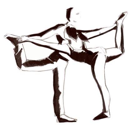 5 esercizi per allenare l'equilibrio
