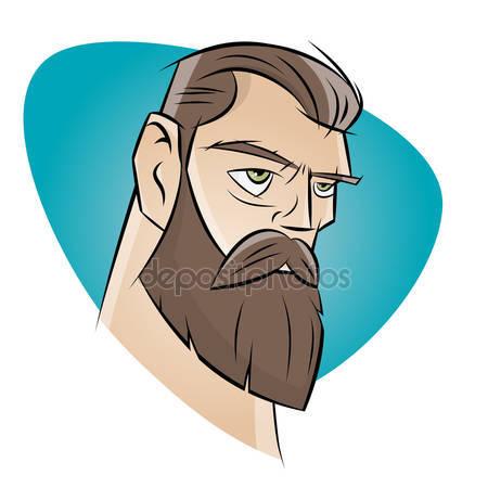Lavare la barba come i capelli riduce i batteri sul viso