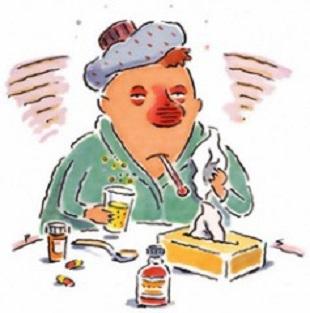 Raffreddore e influenza: differenze e sintomi in comune