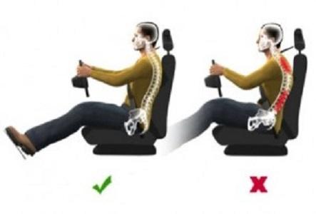 SOS ginocchio dell'automobilista: a lungo andare l'articolazione può infiammarsi