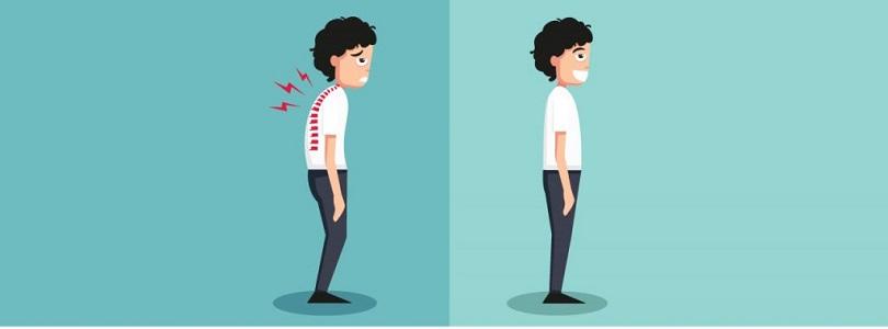 Postura: sovraccarico funzionale e sedentarietà