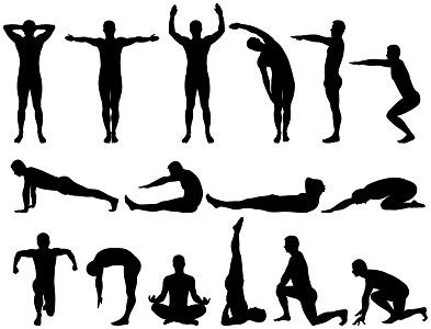 Dallo stretching allo Yoga, tutto quello che serve per l'elasticità muscolare