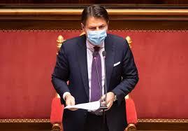 """Nuovo Dpcm, Conte: """"Restrizioni diverse tra Regioni, 3 aree di rischio. Coprifuoco in tutta Italia"""""""